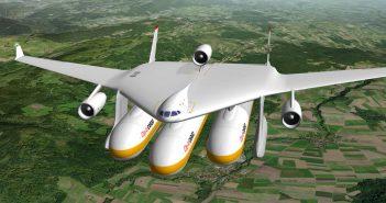 Clip-Air modułowy samolot przyszłości