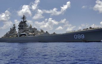 Krążowniki rakietowe typu Kirow