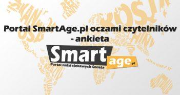 Portal SmartAge.pl oczami czytelników - ankieta
