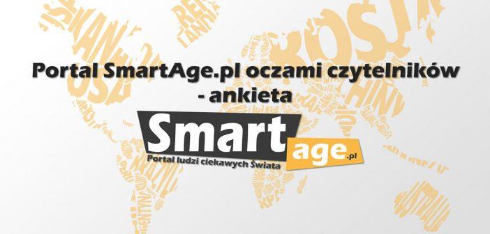 Portal SmartAge.pl oczami czytelników – ankieta