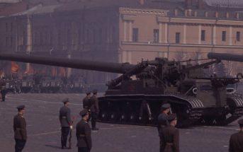 Oka i Kondensator - radziecka artyleria atomowa