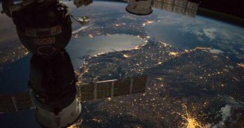 Zdjęcia Ziemi z pokładu ISS - galeria