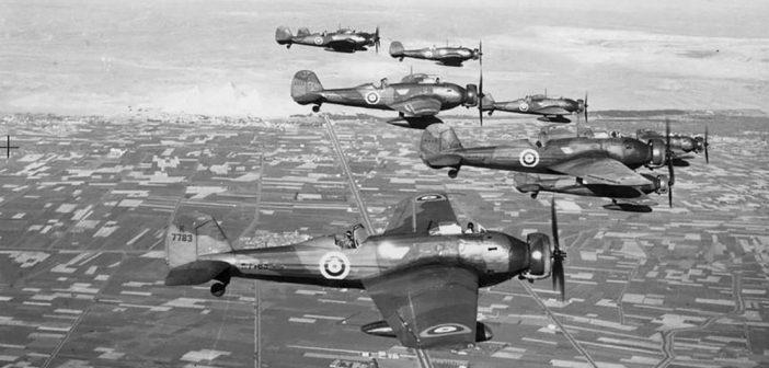 Vickers Wellesley - rekordowy zapomniany bombowiec