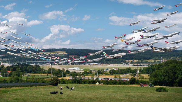 Flughafen-Zürich - 28 i 16 (fot. Mike Kelley)