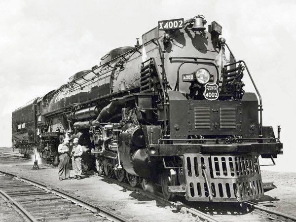 Union Pacific Series 4000 Big Boy nr. 4002