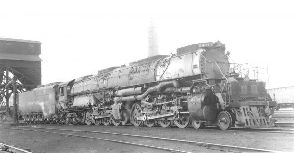 Union Pacific Series 4000 Big Boy nr. 4011