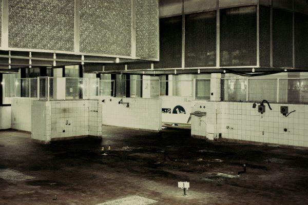 Wnętrze hotelu Forum współcześnie