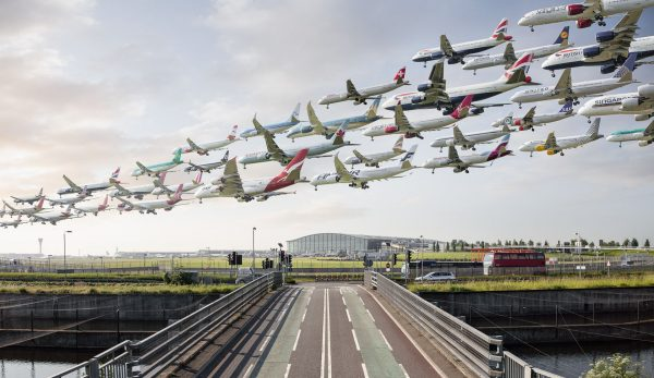 London-Heathrow - 08L (fot. Mike Kelley)