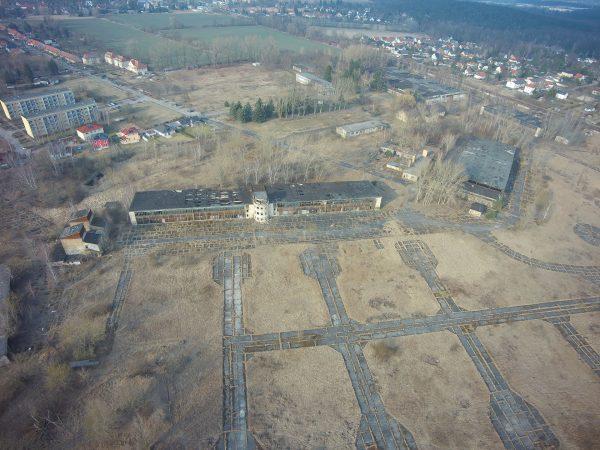 Lotnisko Rangsdorf współcześnie (fot. Robert Radebold/Wikimedia Commons)