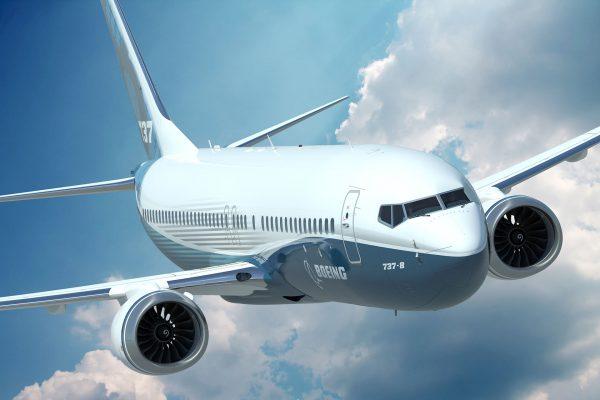 Boeing 737 MAX 8 (fot. Boeing)