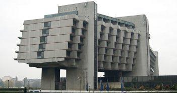 Hotel Forum - krakowski przykład brutalizmu
