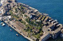 Hashima - niesamowita opuszczona wyspa