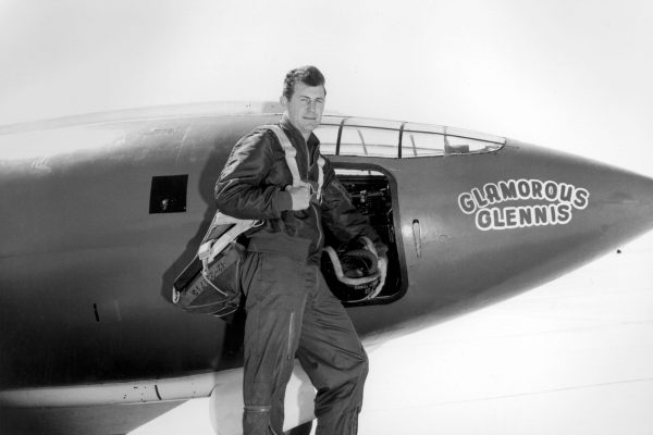 Chuck Yeager i jego Bell X-1