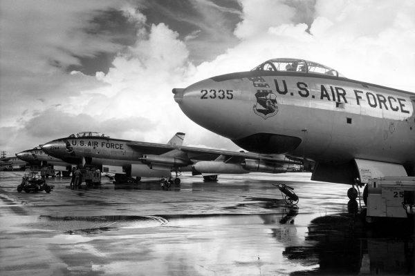 Bombowce Boeing B-47 Stratojet