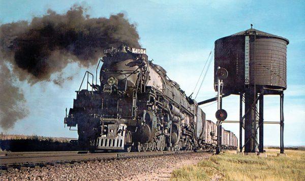 Union Pacific Series 4000 Big Boy nr. 4004