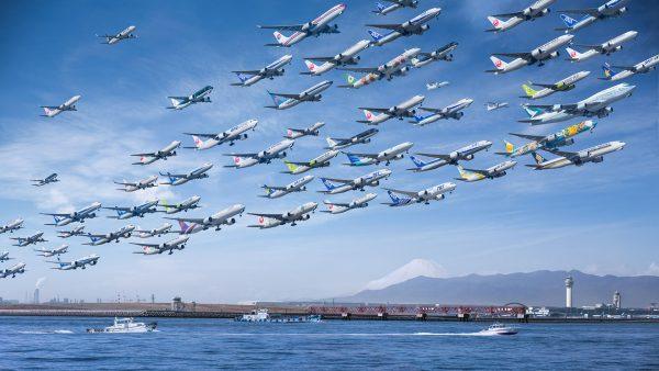 Tokyo-Haneda - 05 (fot. Mike Kelley)