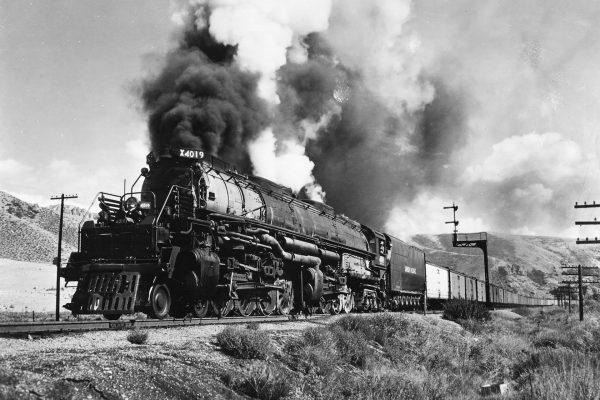 Union Pacific Series 4000 Big Boy nr. 4019