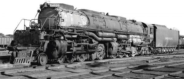 Union Pacific Series 4000 Big Boy nr. 4020