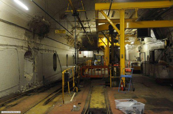 London Post Office Railway współcześnie (fot. alondoninheritance.com)
