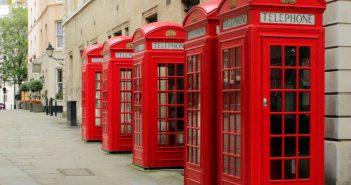 Krótka historia budek telefonicznych