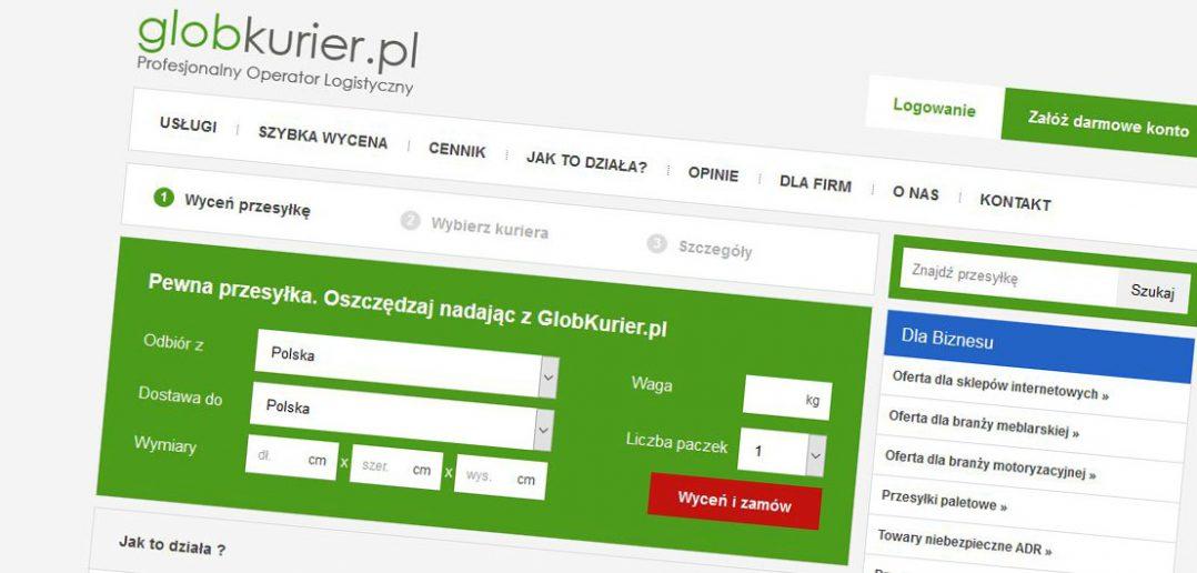 Usługi kurierskie pod pełną kontrolą - GlobKurier.pl
