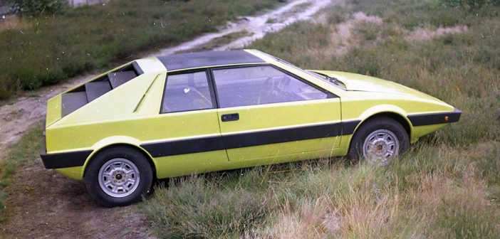 Zapomniany Polski Fiat 1100 Coupé