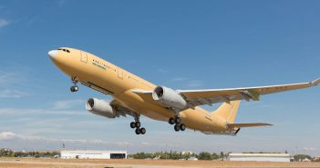 Oblot A330 MRTT w nowym standardzie