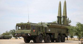 System rakietowy 9K720 Iskander