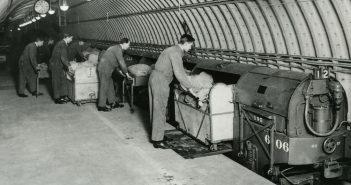 Mail Rail - Londyńska kolej pocztowa