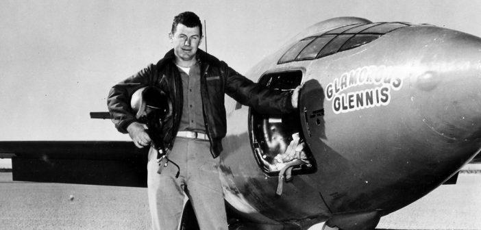 Pokonanie bariery dźwięku – Chuck Yeager i jego Bell X-1