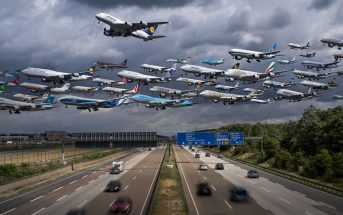 Airportraits - niesamowite zdjęcia lotnisk - galeria