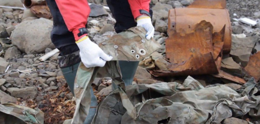 Schatzgraber - niemiecka baza odkryta w Arktyce