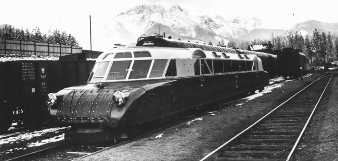 Luxtorpeda - legendarny polski pociąg