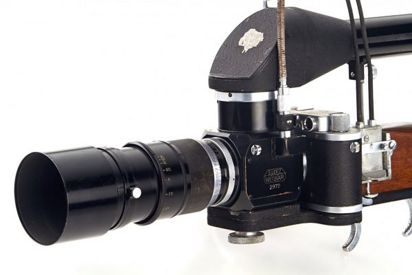 Leica Rifle Camera 20 cm Telyt