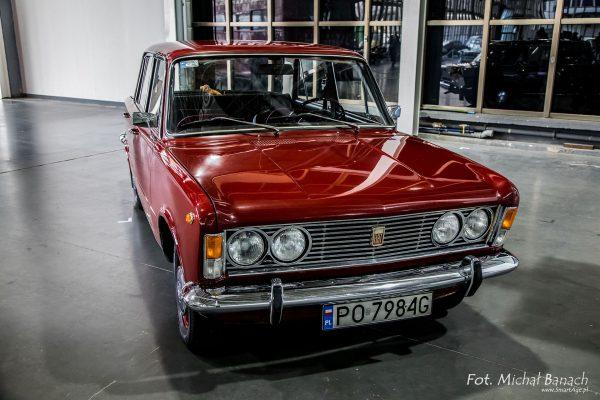 Fiat 125p (fot. Michał Banach)