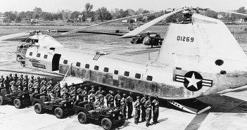 Zapomniany Piasecki H-16 Transporter