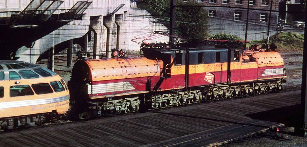 Milwaukee Road class EP-2 Bi-Polar