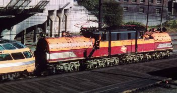 Milwaukee Road class EP-2 Bi-Polar