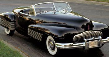 Buick Y-Job - pierwszy concept car