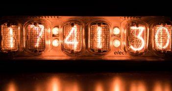Lampy Nixie - nowe życie starych lamp