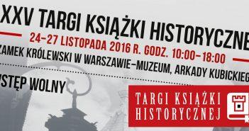 XXV Targi Książki Historycznej
