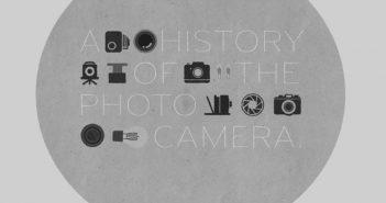 Historia aparatów fotograficznych - animacja