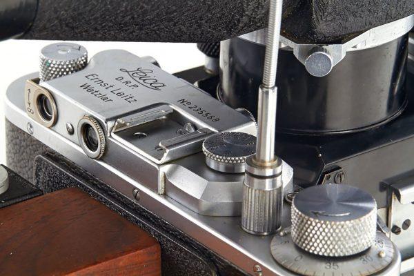 Leica Rifle Camera 40 cm Telyt