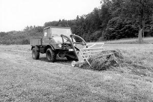 Unimog 421 (fot. Daimler AG)