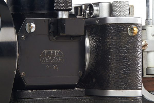 Leica Rifle Camera 40 cm Telyt
