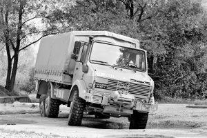 Unimog 437 (fot. Daimler AG)