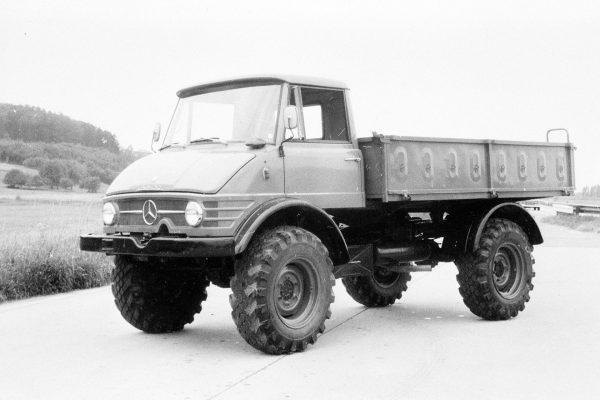 U416 (fot. Daimler AG)