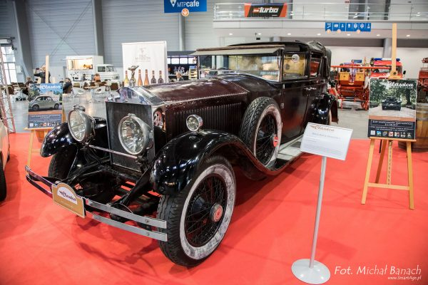 Rolls Royce Phantom I (fot. Michał Banach)