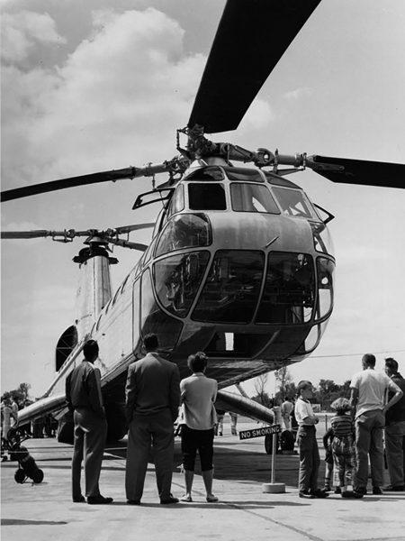 Piasecki YH-16 Transporter