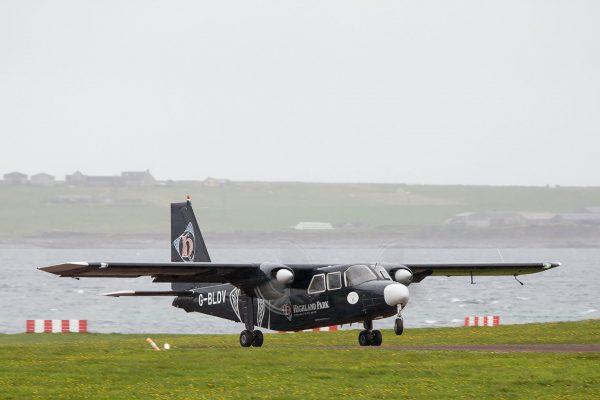 Pilatus Britten-Norman BN2B-26 Islander